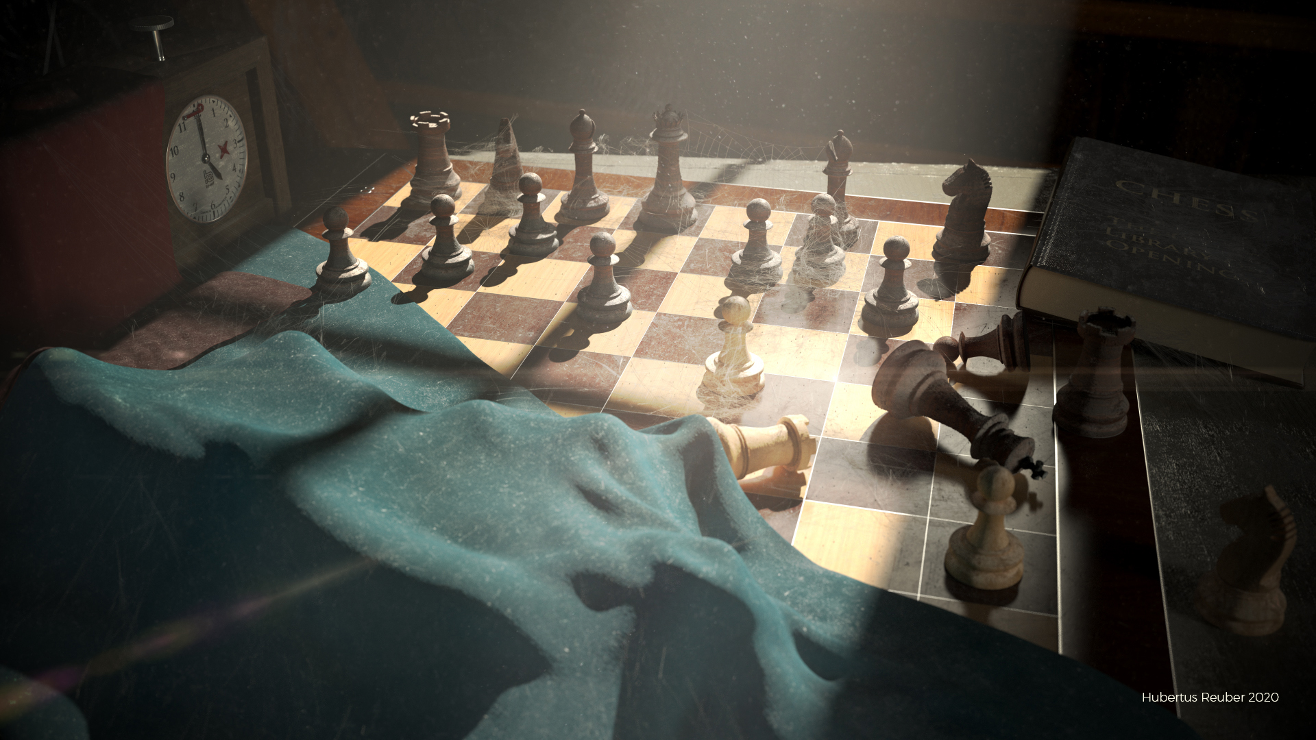Forgotten Games: Chess